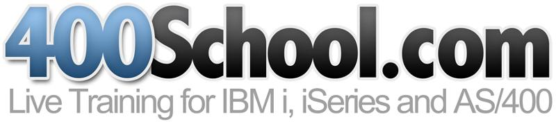 Live Training for IBM i iSeries and AS/400 | From The 400 School, Inc
